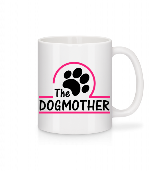 The Dogmother - Mug - White - Vorn
