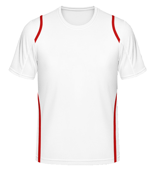 Men's Jersey - White - Vorn