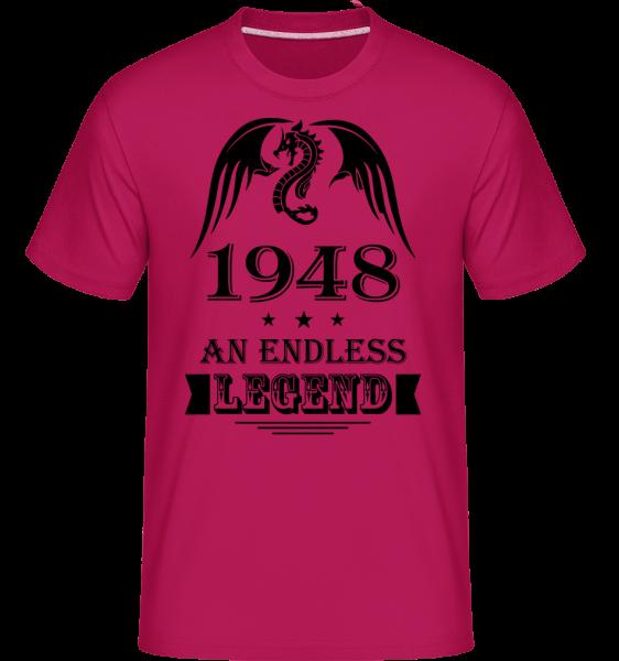 Endless Legend 1948 - Shirtinator Men's T-Shirt - Magenta - Vorn
