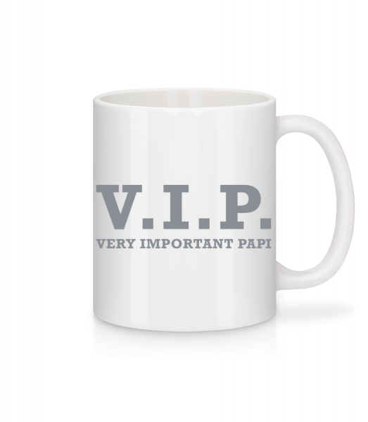 Very Important Papi - Mug - White - Vorn