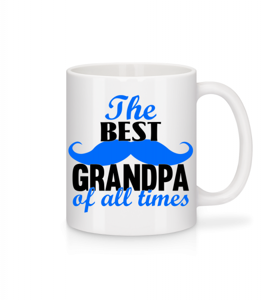 The Best Grandpa - Mug - White - Vorn