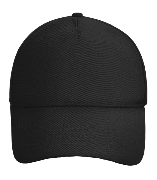 Baseball Cap adjustable - Black - Vorn