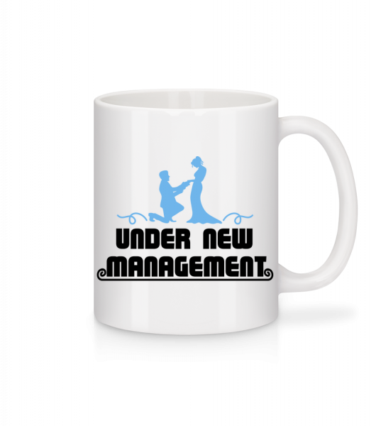 Mariage Under New Management - Mug - White - Vorn