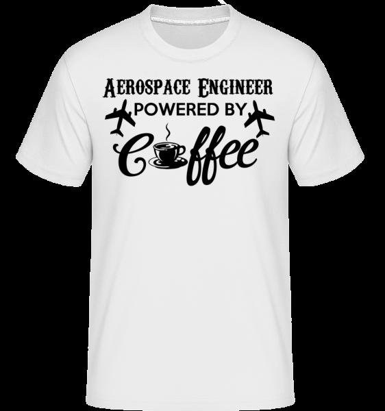 Aerospace Engineer -  Shirtinator Men's T-Shirt - White - Vorn