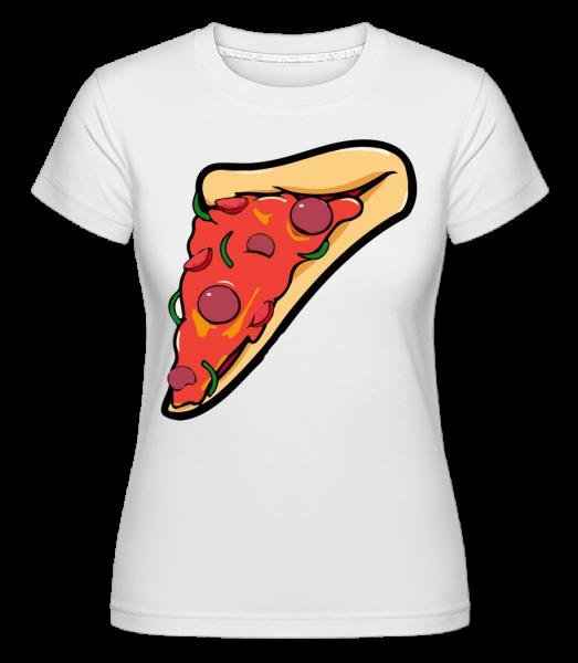 Pizza Part - Shirtinator Women's T-Shirt - White - Vorn