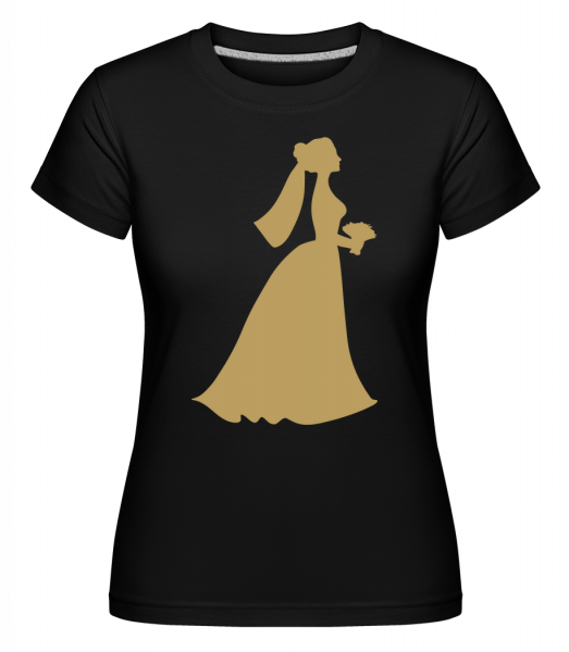 Bride Comic - Shirtinator Women's T-Shirt - Black - Vorn