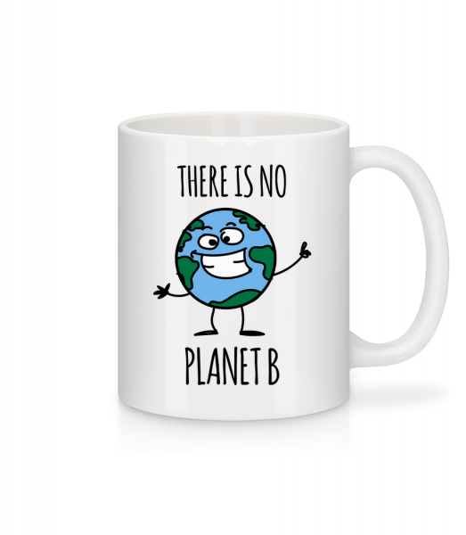 There Is No Earth B - Mug - White - Vorn