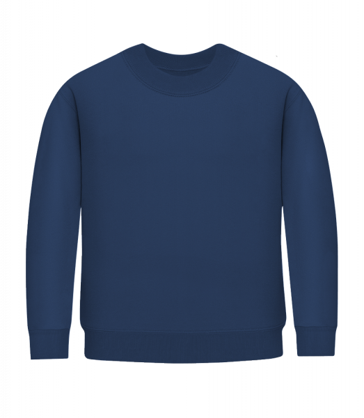 Kid's Sweatshirt - Navy - Vorn