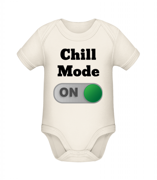 Chill Mode On - Organic Baby Body - Cream - Vorn