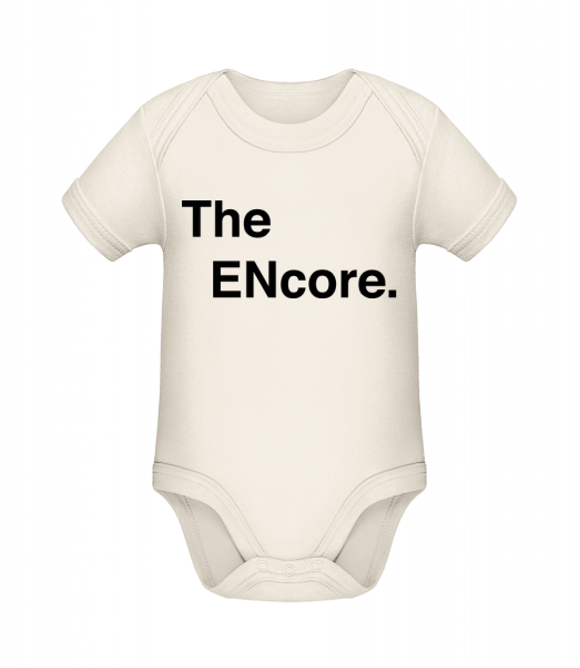 The Encore - Organic Baby Body - Cream - Vorn
