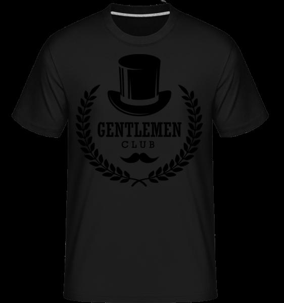 Gentlemen Club -  Shirtinator Men's T-Shirt - Black - Vorn