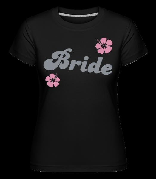 Bride - Shirtinator Women's T-Shirt - Black - Vorn