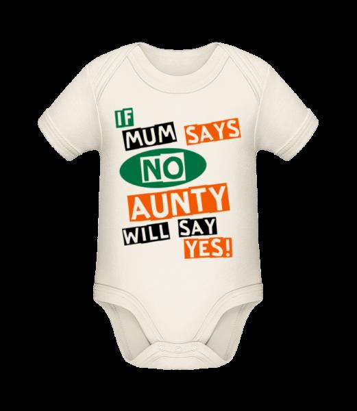 Aunty Will Say Yes - Organic Baby Body - Cream - Vorn