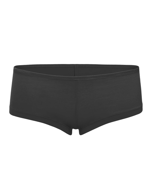 Women's Panty - Black - Vorn