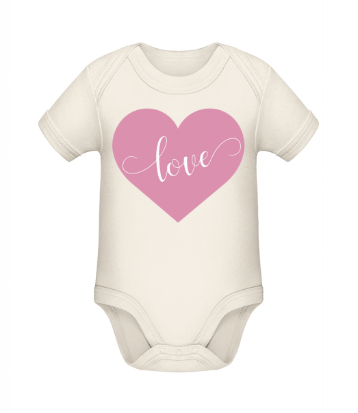 Love - Organic Baby Body - Cream - Vorn