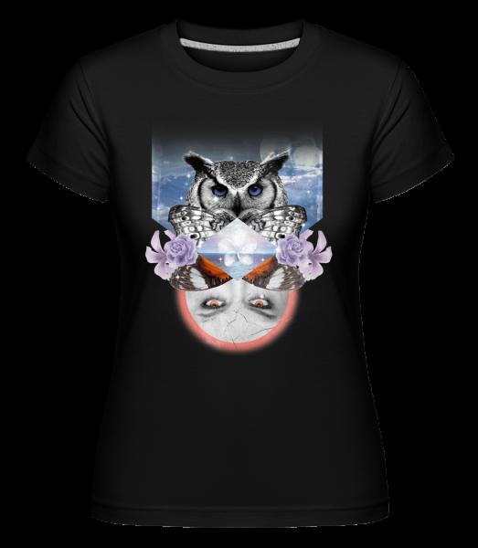 Hipster Ocean - Shirtinator Women's T-Shirt - Black - Vorn