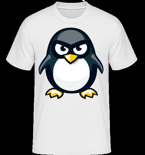 Penguin Kids - Shirtinator Men's T-Shirt - White - Vorn