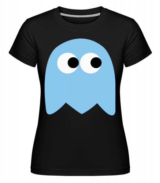 Computer Game Monster - Shirtinator Women's T-Shirt - Black - Vorn