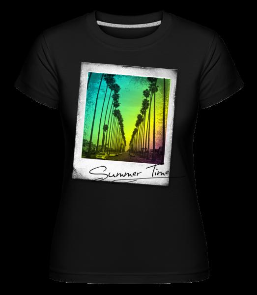 Summer Time - Shirtinator Women's T-Shirt - Black - Vorn