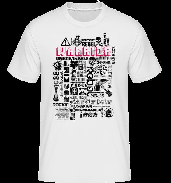 Pop Culture - Shirtinator Men's T-Shirt - White - Vorn