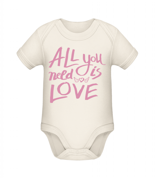 All You Need Is Love - Organic Baby Body - Cream - Vorn