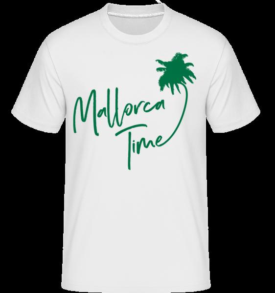 Mallorca Time - Shirtinator Men's T-Shirt - White - Vorn