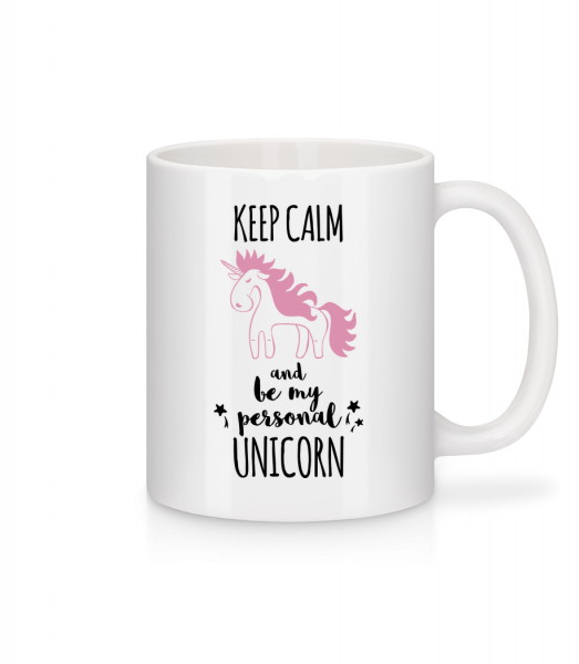 Be My Personal Unicorn - Mug - White - Vorn