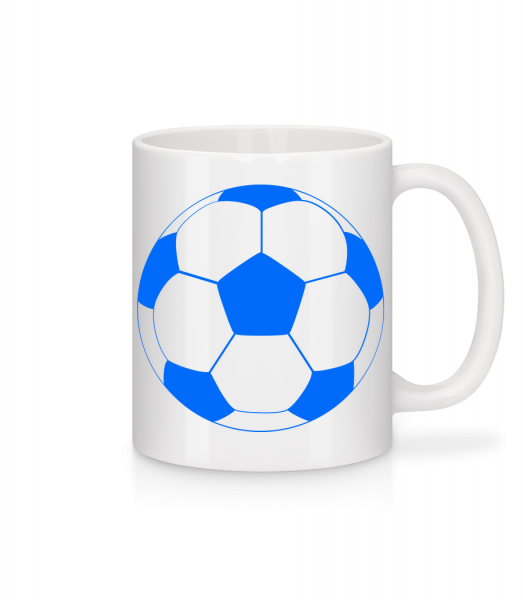 Football - Mug - White - Vorn